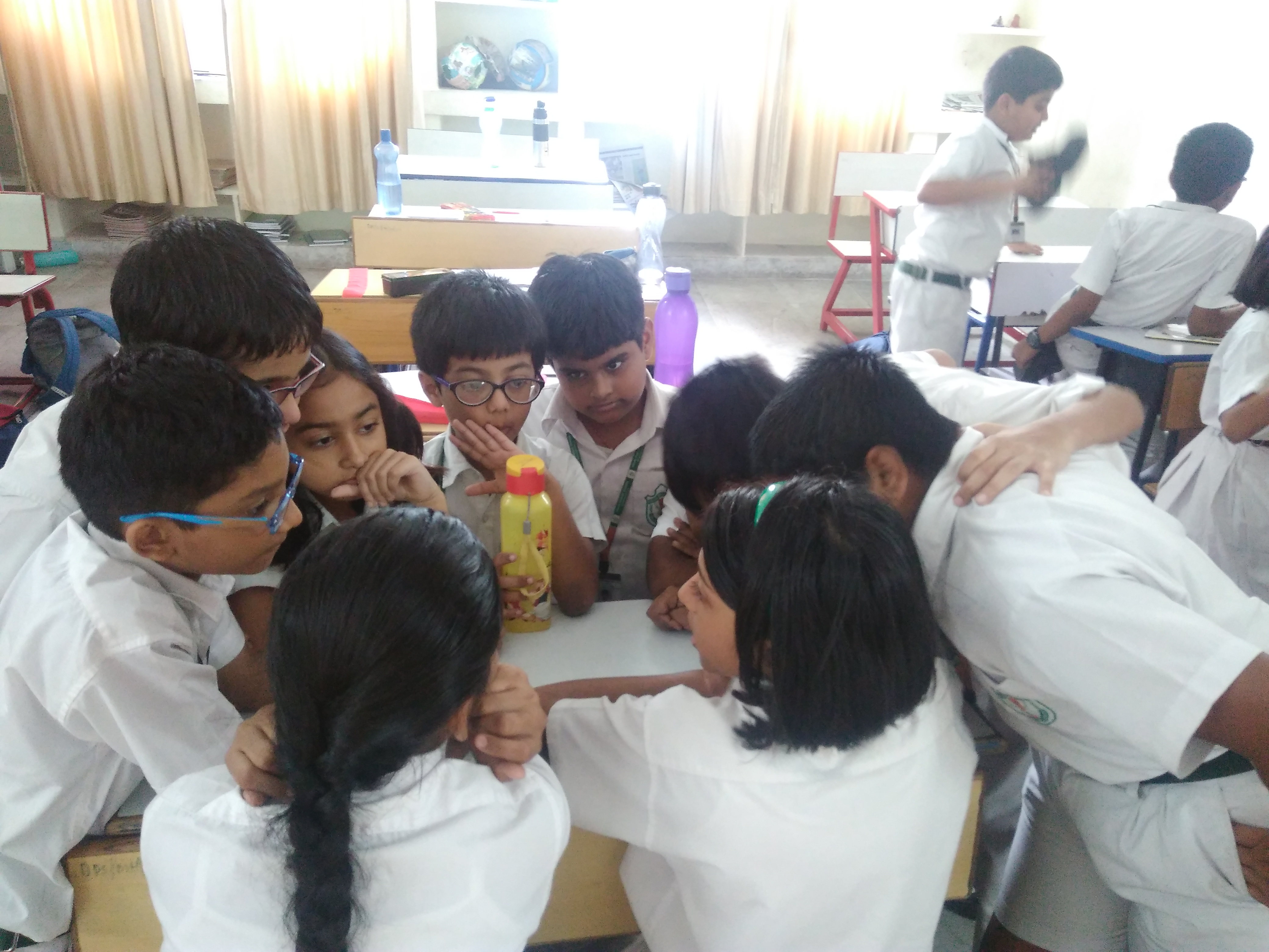 Students Discussion