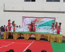 Indepence day celebrations at DPS